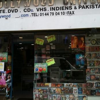 Bollywood univers musique et dvd 98 rue du faubourg saint denis strasbou - L indien boutique paris ...