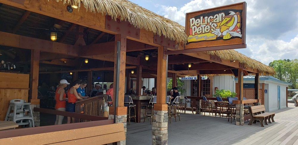 Pelican Pete's Lakeside Restaurant: 8800 Port Royale Dr, Gainesville, GA