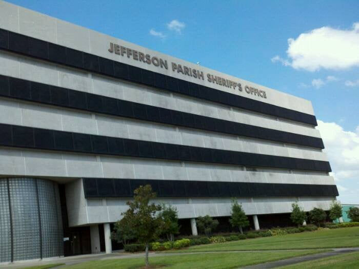 Jefferson Parish Sheriff's Department - Police Stations ...