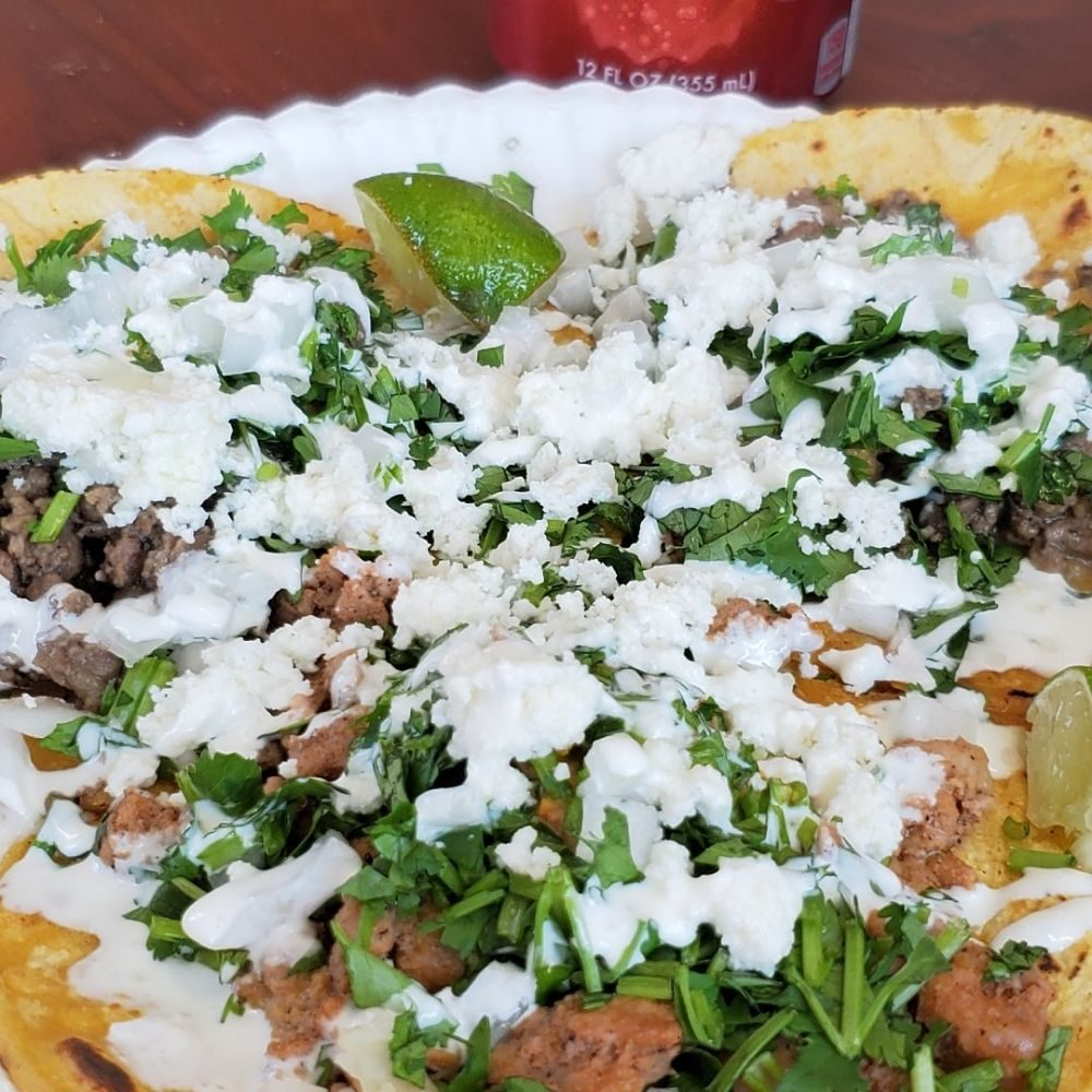 Reyna's Tacos: 226 South Abe Street, San Angelo, TX
