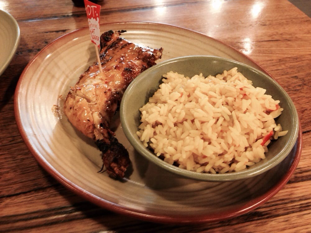 Nandos fast food 400 little bourke st melbourne for Australian cuisine melbourne