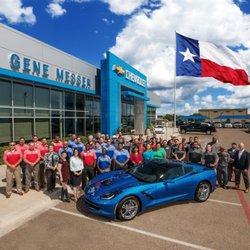 Gene Messer Chevrolet >> Gene Messer Chevrolet 27 Photos 17 Reviews Car Dealers 1302