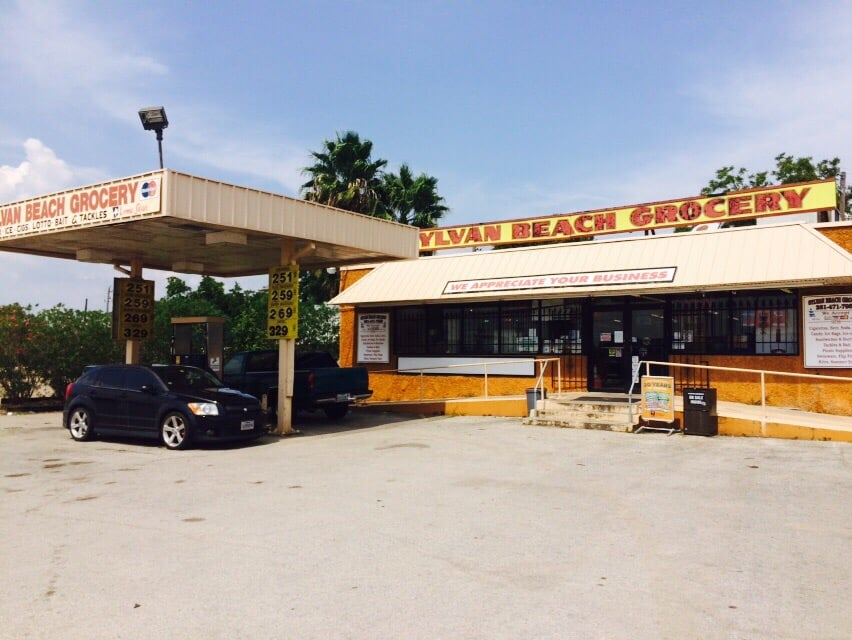 Sylvian beach grocery dagligvarer 1105 san jacinto st for La porte texas usa