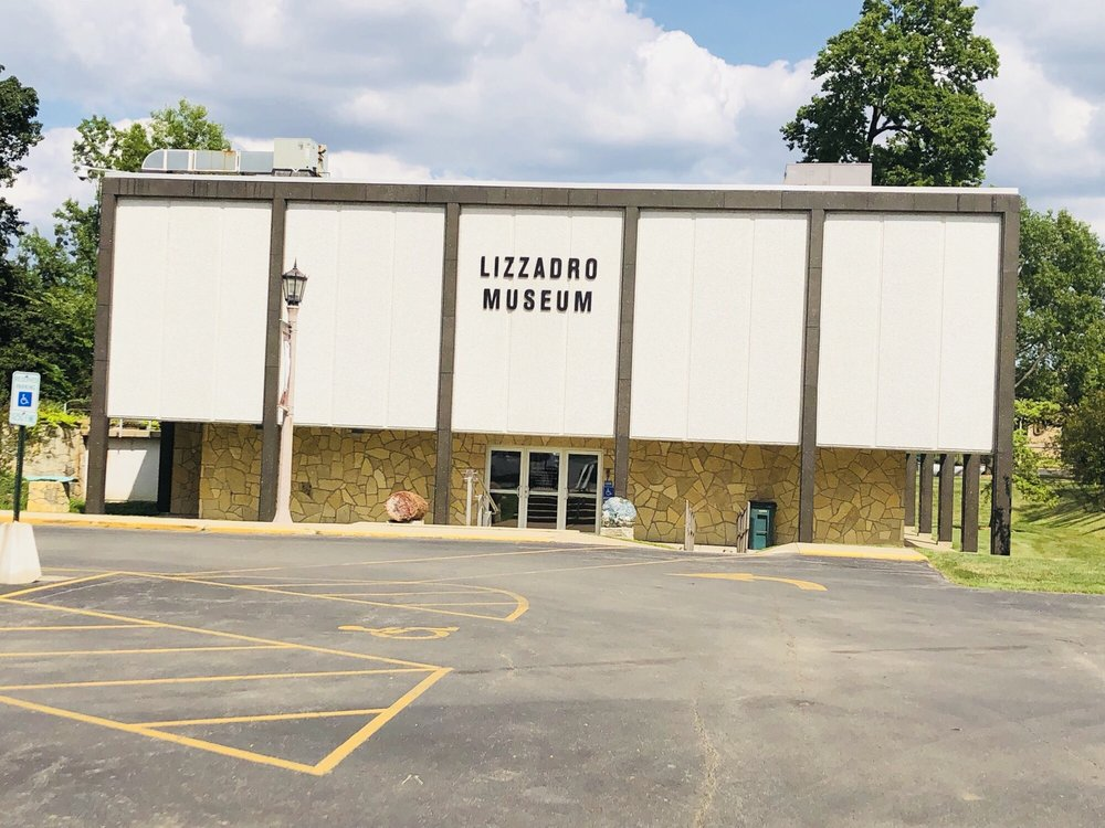 Lizzadro Museum of Lapidary Art: 220 S Cottage Hill Ave, Elmhurst, IL