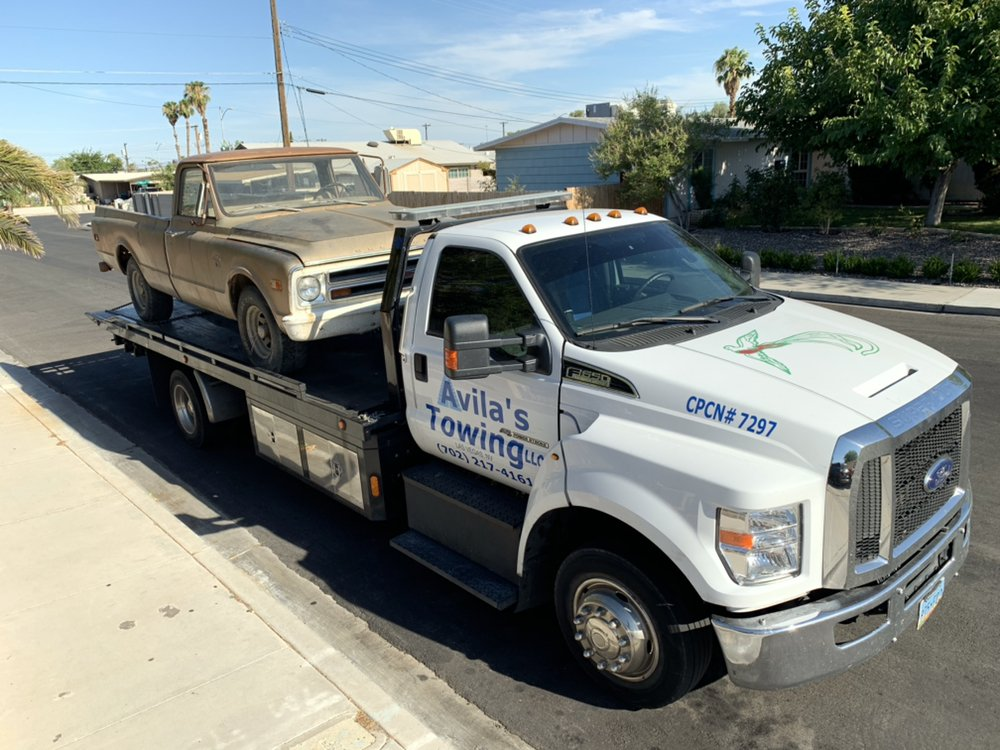 Avila's Towing: Las Vegas, NV