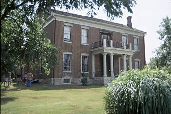 Anderson House: 1101 Delaware St, Lexington, MO