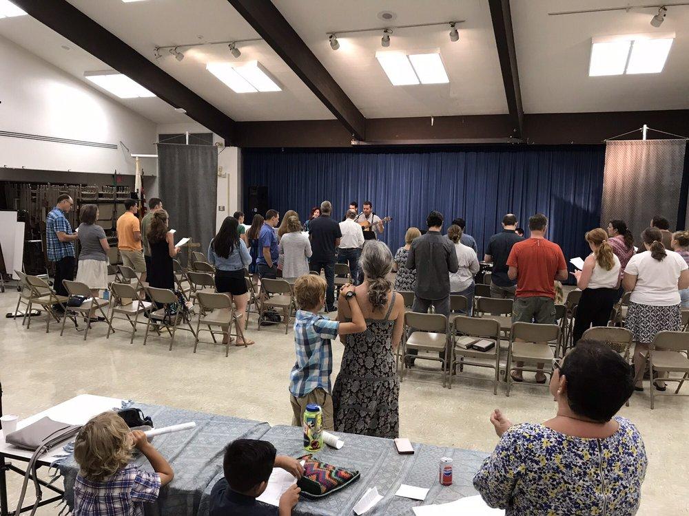 Parkside Church: 3035 Ash St, San Diego, CA