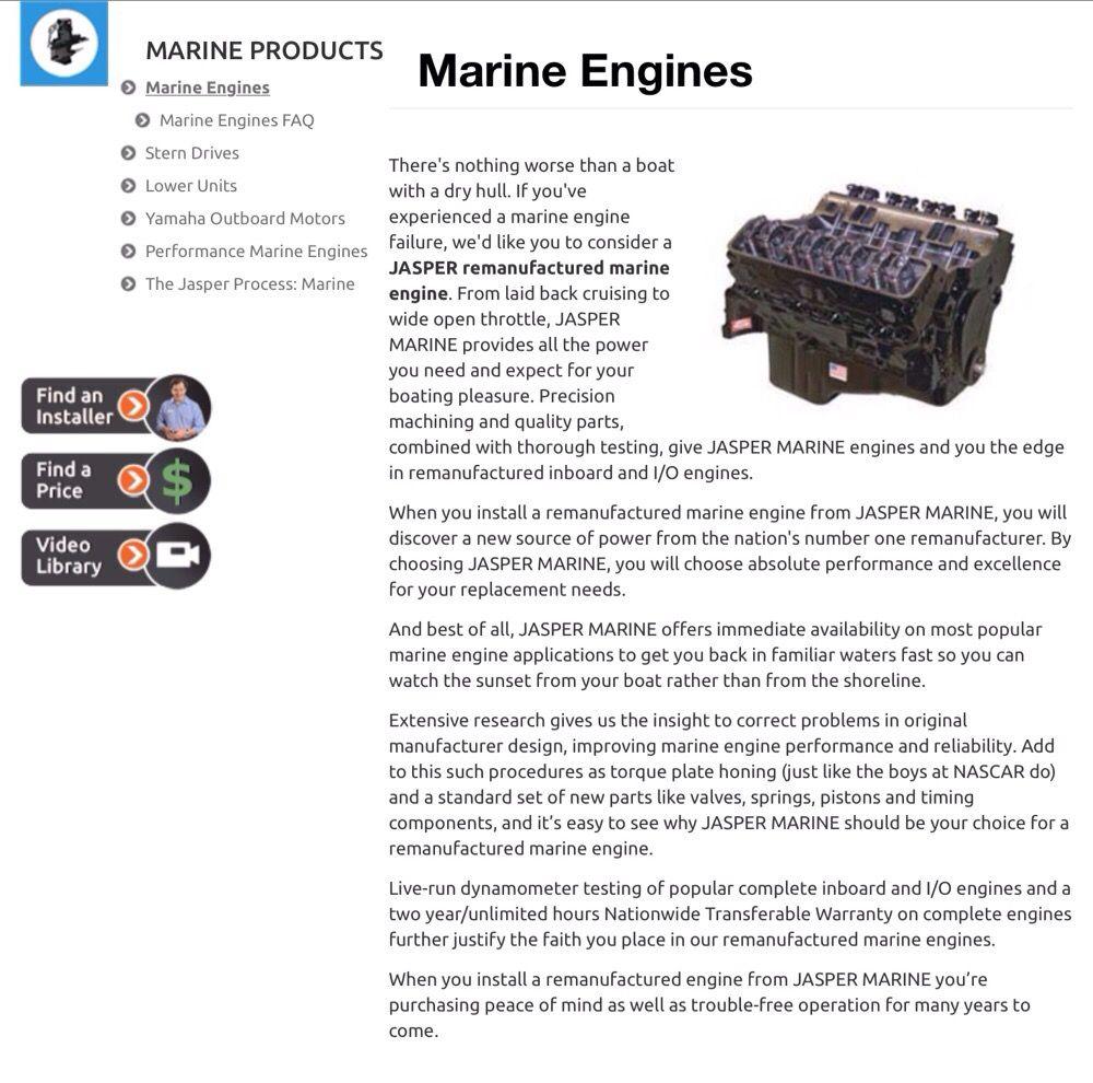 Photos for Jasper Engine & Transmission - Yelp