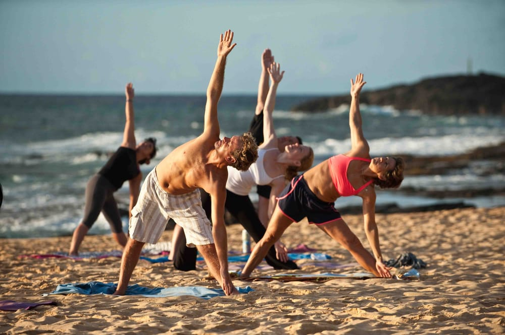Sun Yoga Hawaii