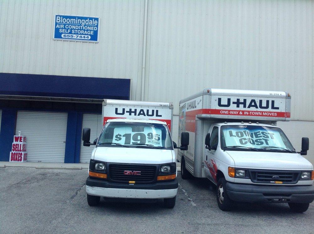 U-Haul Neighborhood Dealer: 912 E Bloomingdale Ave, Brandon, FL