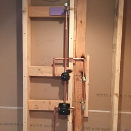 Rough In For Custom Shower Valve Six Way Diverter With Two