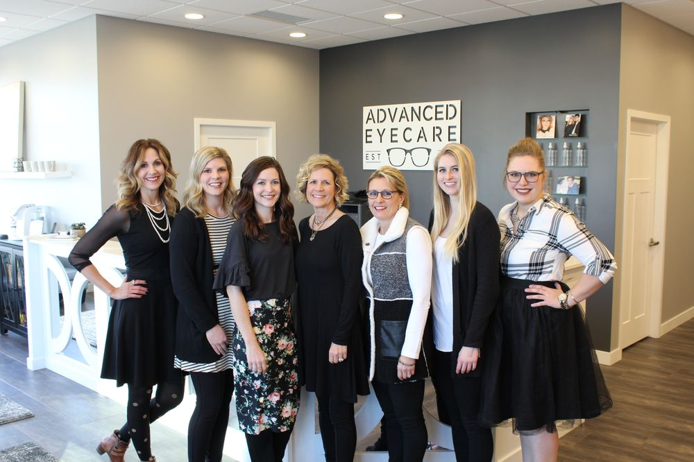 Advanced Eyecare: 1305 East College Dr, Marshall, MN