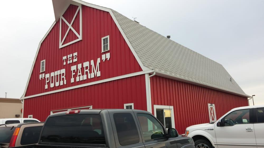 Pour Farm: 201 37th Ave SW, Minot, ND