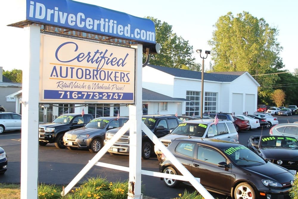 Certified AutoBrokers: 1693 Grand Island Blvd, Grand Island, NY