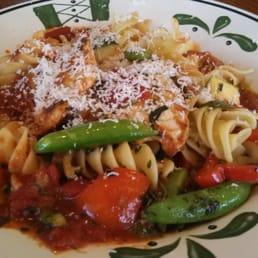 Photo Of Olive Garden Italian Restaurant   Springfield, NJ, United States.  Chicken Primavera