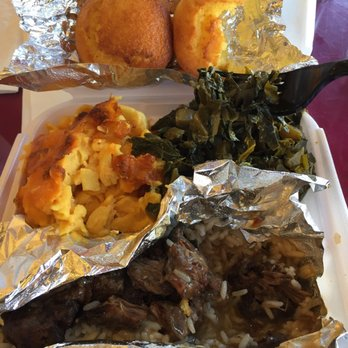 Soul Food Kitchen Inglewood Menu