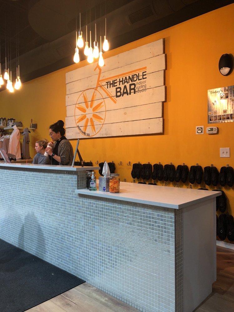 The Handle Bar Indoor Cycling Studio: 1030 Massachusetts Ave, Cambridge, MA