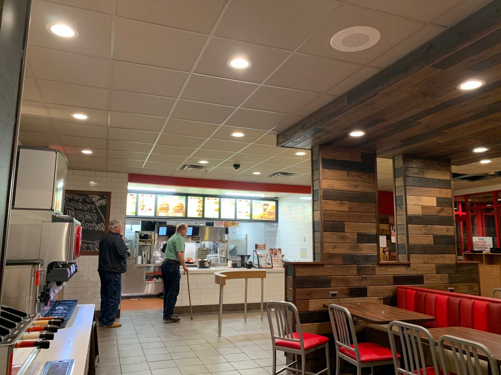 Arby's: 1375 N Main St, Madisonville, KY