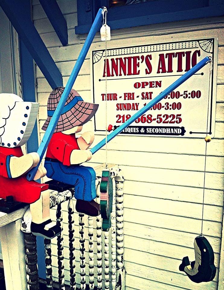 Annie S Culinary Creations Part 2: Annie's Attic Welcome!