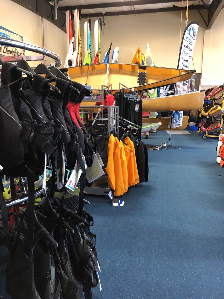 Oregon Paddle Sports: 520 Commercial St, Eugene, OR