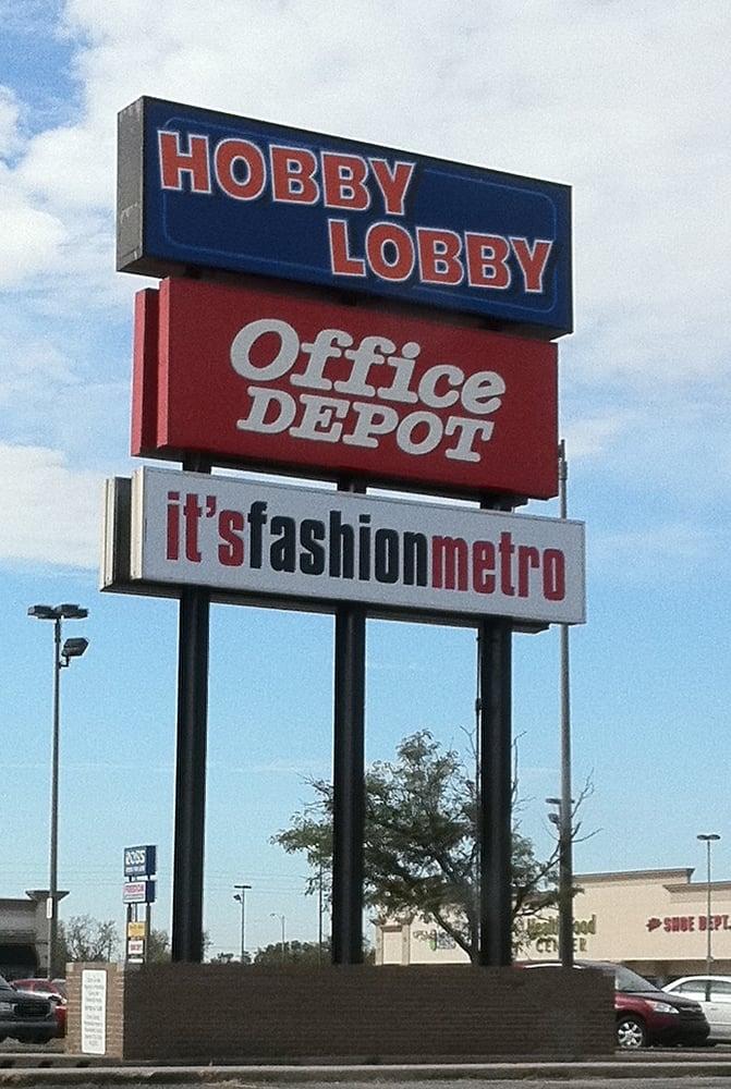 It's Fashion Metro: 30 NW Sheridan Rd, Lawton, OK