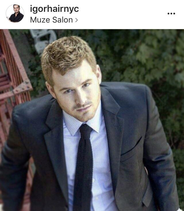 Photo of Muze Salon - New York, NY, United States. IGOR SANTOS *