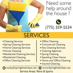 Photo Of Spring Fresh Cleaning Service   Sparks, NV, United States. Home And