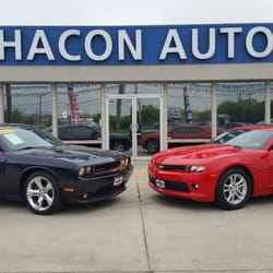 Chacon Autos Auto Loan Providers 8187 Bandera Rd San