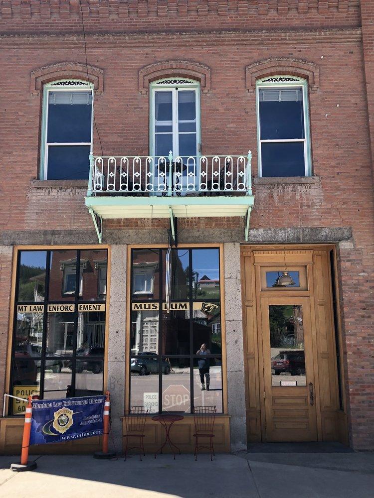Montana Law Enforcement Museum: 212 E Broadway St, Philipsburg, MT