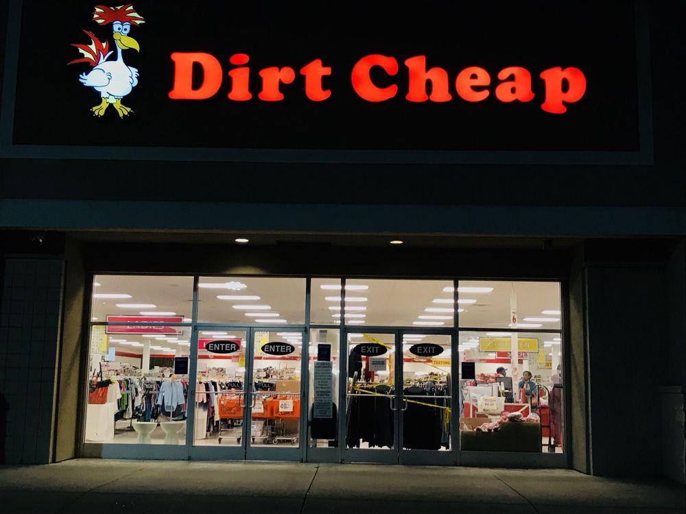 Dirt Cheap: 2302 Highway 82 W, Greenwood, MS