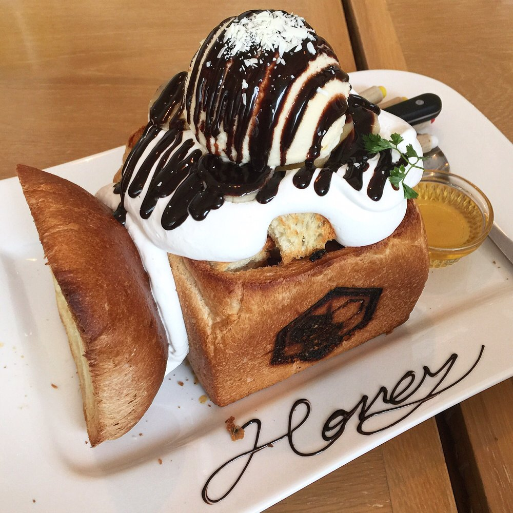 Honey Toast Cafe & Bakery