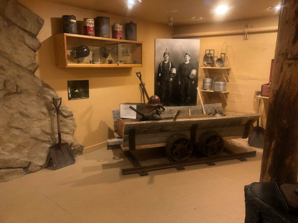 Carbon County Historical Society & Museum: 224 Broadway Ave, Red Lodge, MT