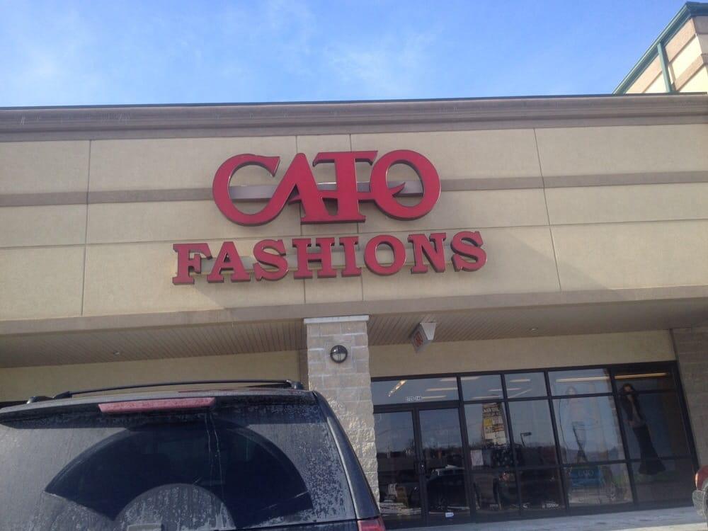 Cato: 2725 N Kansas Expy, Springfield, MO