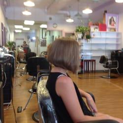 Photo Of Julia At Primary Colors Salon Alexandria Va United States