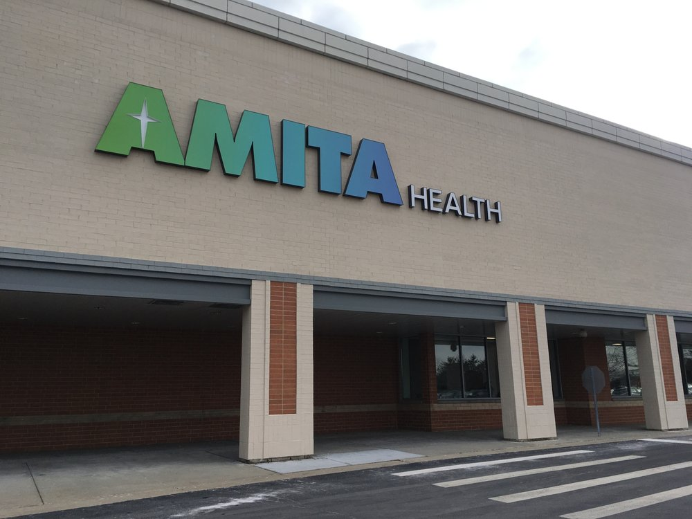 AMITA Health Immediate Care & Outpatient Center Bartlett: 1041 W Stearn Rd, Bartlett, IL