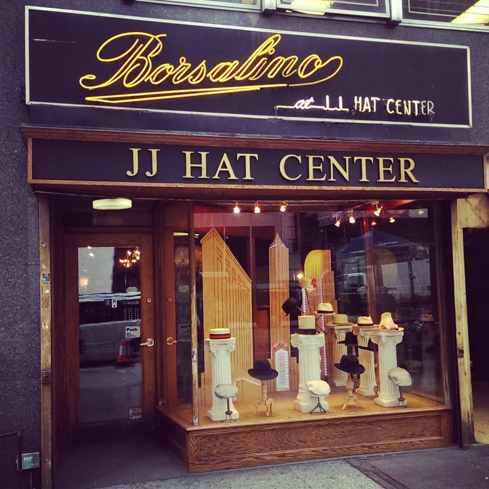 e077a4500bc The best hat shop anywhere!! JJ Hat Center. - Yelp