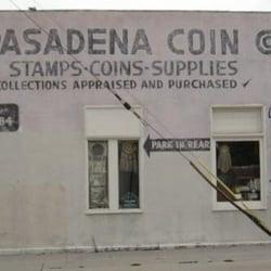 Pasadena Coin and Stamp Company - Investing - 1176 E