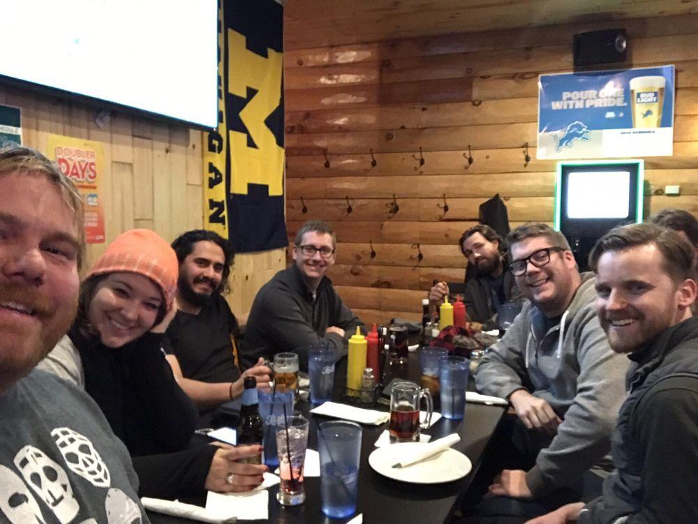 Chatter's Bullpen Bar & Grill: 12350 Main St, Atlanta, MI