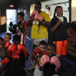 79422559 Photo of EJK Boxing & Fitness - Killeen, TX, United States. Kids Boxing