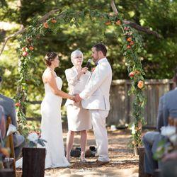 Wedding ceremonies by rev katherine 53 photos 30 reviews photo of wedding ceremonies by rev katherine mill valley ca united states junglespirit Choice Image