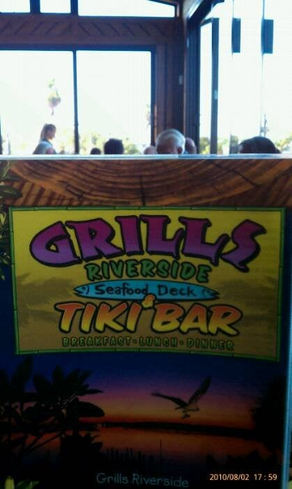 Photos for grills riverside seafood deck tiki bar yelp - Grills seafood deck tiki bar ...