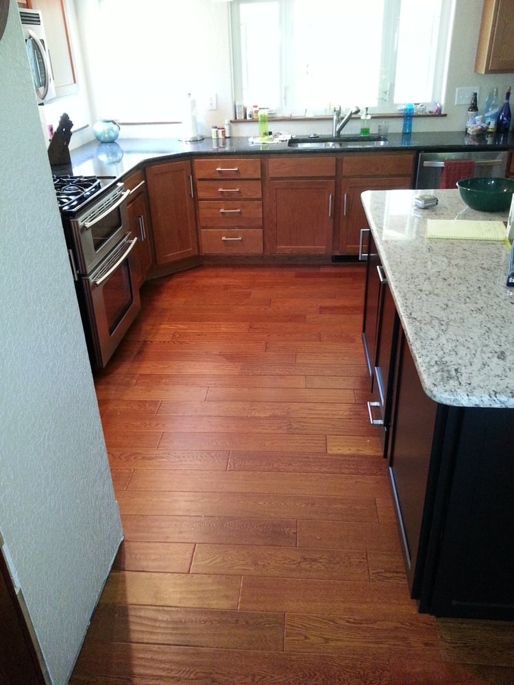 KB Quality Flooring: 5117 N Brighton Pl, Kansas City, MO
