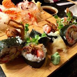 Photo Of Yamato Steak Seafood Sushi Bar Apex Nc United States
