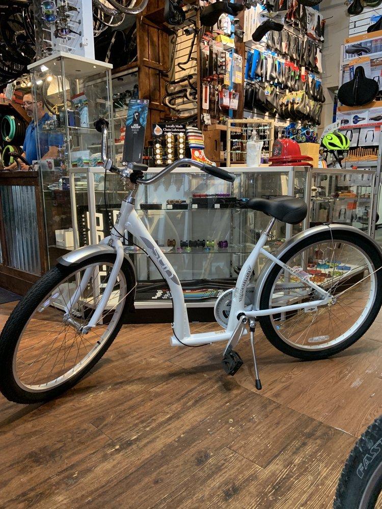JC's Bikes & Boards: 345 S Woodland Blvd, Deland, FL