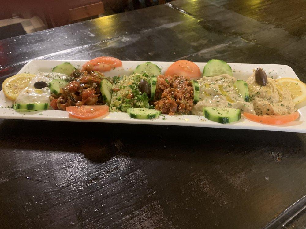 Cafe Terra Mediterranean Cuisine: 8351 N Main St, Dayton, OH