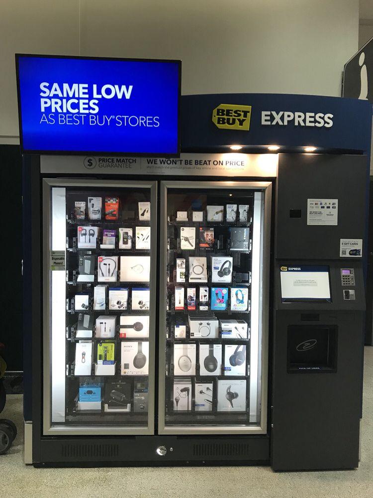 Best Buy vending machine - Yelp