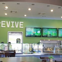 Ad Revive Healthy Eating