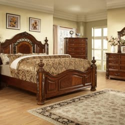 Photo Of Home Zone Furniture   Sherman, TX, United States. Casanova Bedroom  Set