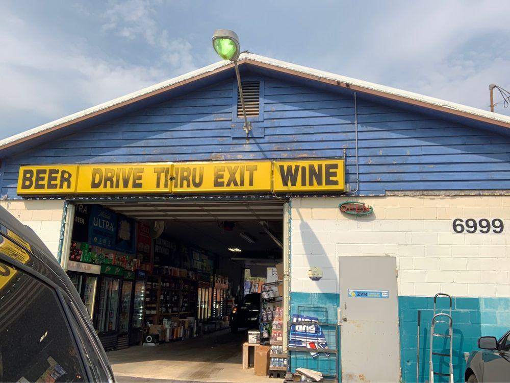 Alum Creek Drive Thru: 6999 E State Route 37, Sunbury, OH