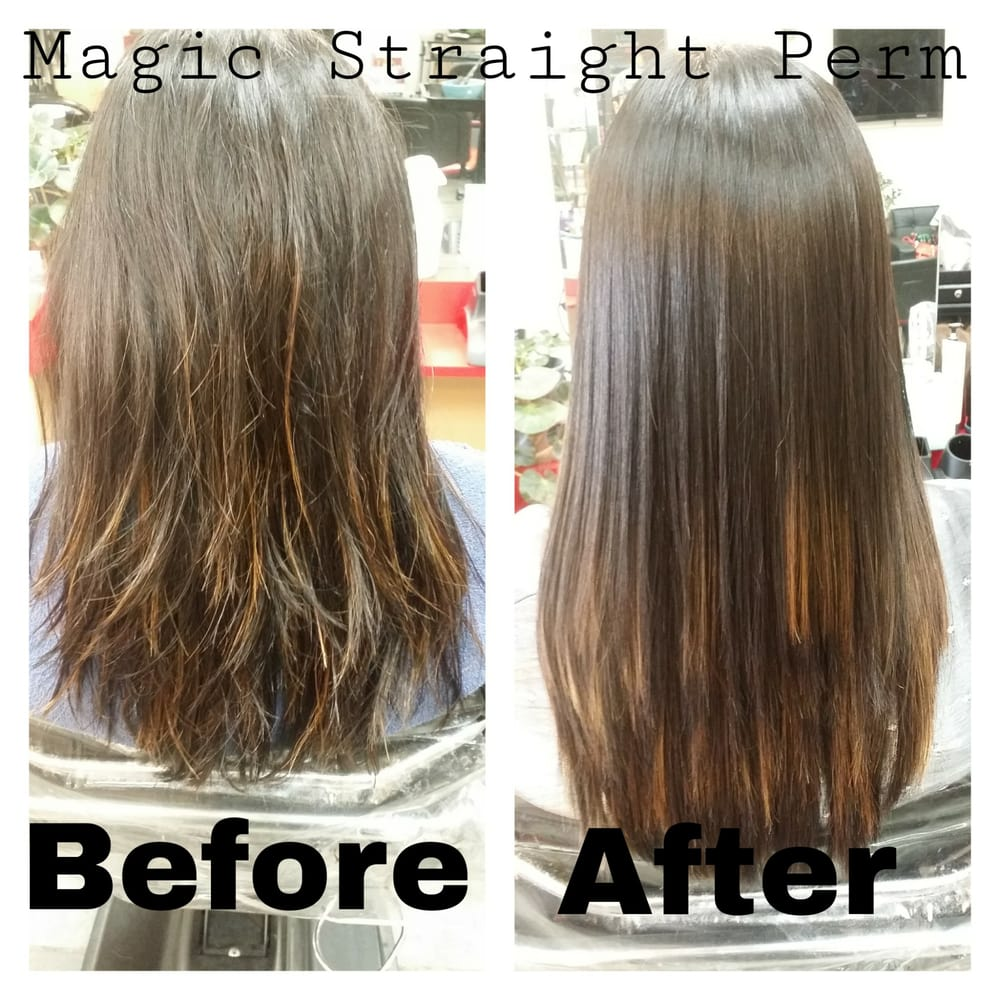 Straight perm groupon - Gawisori Hair Salon 34 Photos 46 Reviews Hair Salons 1085 N Salem Dr Schaumburg Il Phone Number Yelp